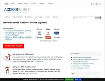 access-programmers.co.uk screenshot