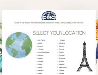 dmc.com screenshot