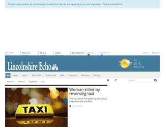 Thumbshot of Lincolnshireecho.co.uk