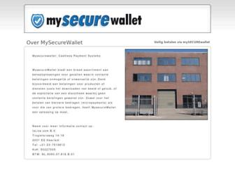 Thumbshot of Mysecurewallet.nl
