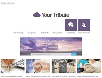Thumbshot of Yourtribute.com