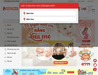 bibomart.com.vn screenshot