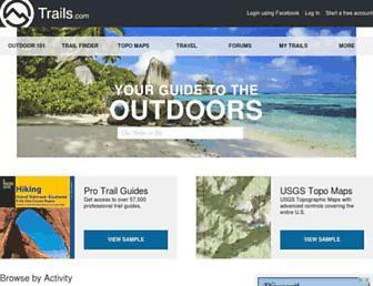 Thumbshot of Trails.com