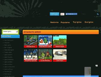 igrice247.rs screenshot