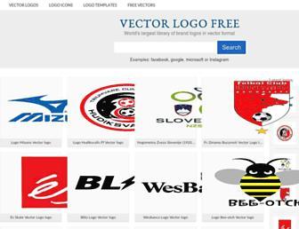 vectorlogofree.com screenshot