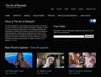 Thumbshot of Theartofblowjob.com