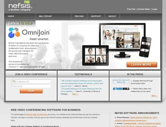 Thumbshot of Nefsis.com