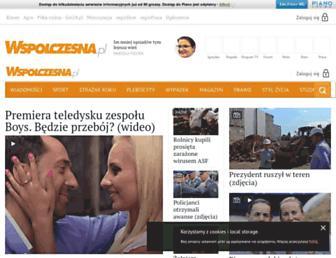 Thumbshot of Wspolczesna.pl