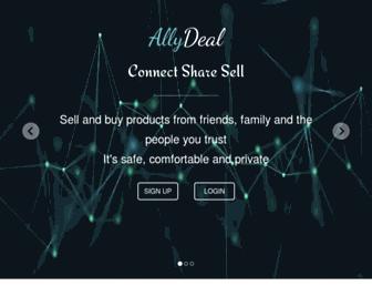 Thumbshot of Allydeal.com