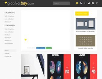 Thumbshot of Graphicsbay.com