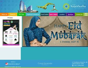 kotakasablanka.co.id screenshot