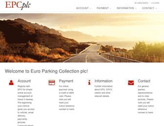 epcplc.com screenshot