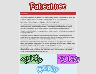 Thumbshot of Paheal.net