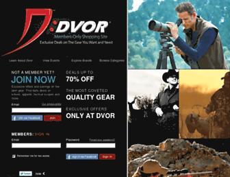 Thumbshot of Dvor.com