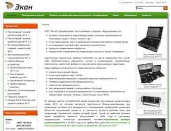 Thumbshot of Ekan.ru