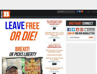 Thumbshot of Breitbart.com