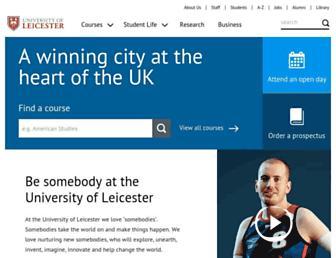 Thumbshot of Le.ac.uk