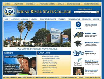 Thumbshot of Irsc.edu