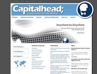 capitalhead.com screenshot