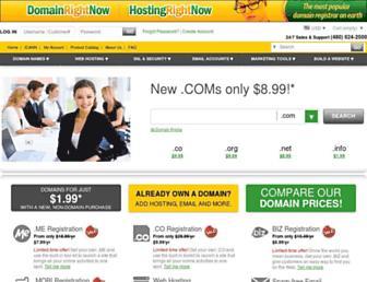 Thumbshot of Domainrightnow.com