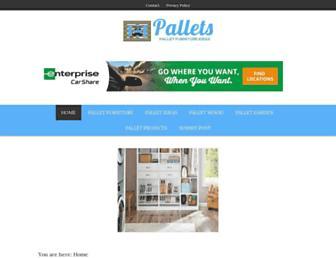 Thumbshot of 101pallets.com