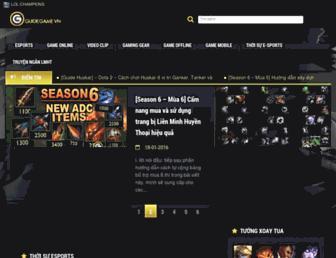 guidegame.vn screenshot