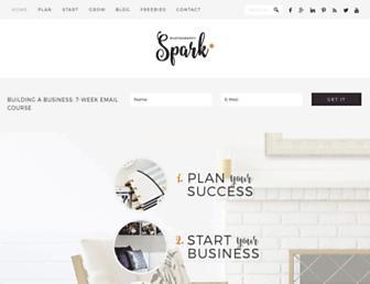 photographyspark.com screenshot