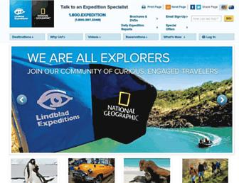 Thumbshot of Expeditions.com