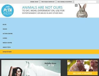 Thumbshot of Petaindia.com