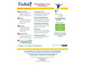 Thumbshot of Finaid.org