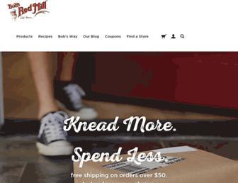 bobsredmill.com screenshot