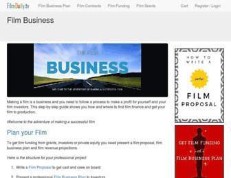 filmdaily.tv screenshot