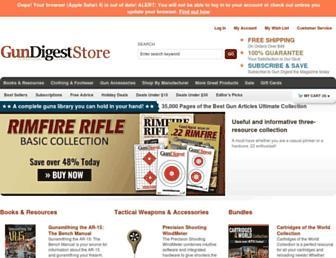 gundigeststore.com screenshot