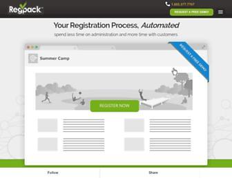 regpacks.com screenshot