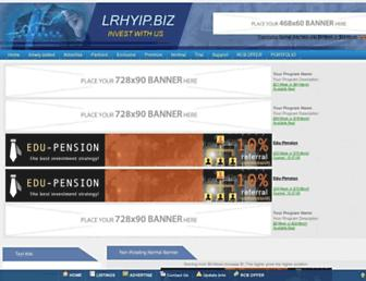 Fullscreen thumbnail of lrhyip.biz