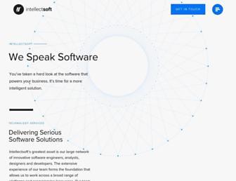 intellectsoft.net screenshot