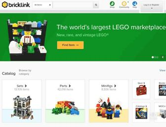 Thumbshot of Bricklink.com
