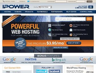 Thumbshot of Ipowerweb.com