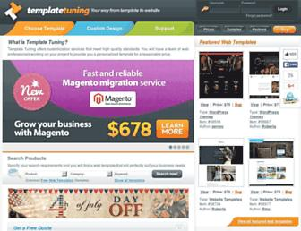 Thumbshot of Templatetuning.com