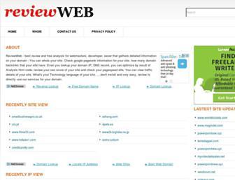 bestreviewwebsite.net screenshot