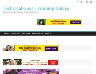 technicalguysrachit.com screenshot