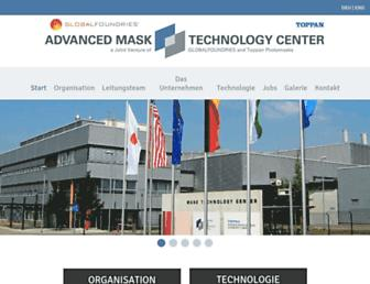 amtc-dresden.com screenshot