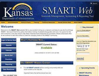 smartweb.ks.gov screenshot