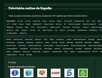 tvespana.blogspot.com screenshot