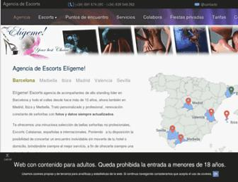 Thumbshot of Eligeme.net