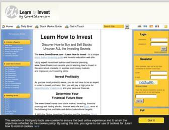 greekshares.com screenshot
