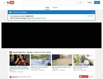 youtube.ug screenshot