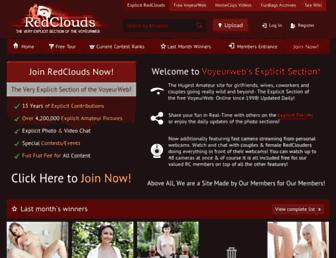 Thumbshot of Redclouds.com
