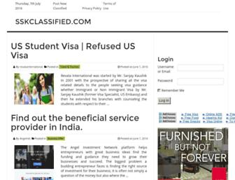 Thumbshot of Sskclassified.com