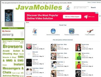 lg-t325.java-mobiles.net screenshot